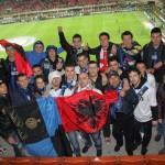 6 - Pjesetaret e Inter Club Albania ne Giuseppe Meazza